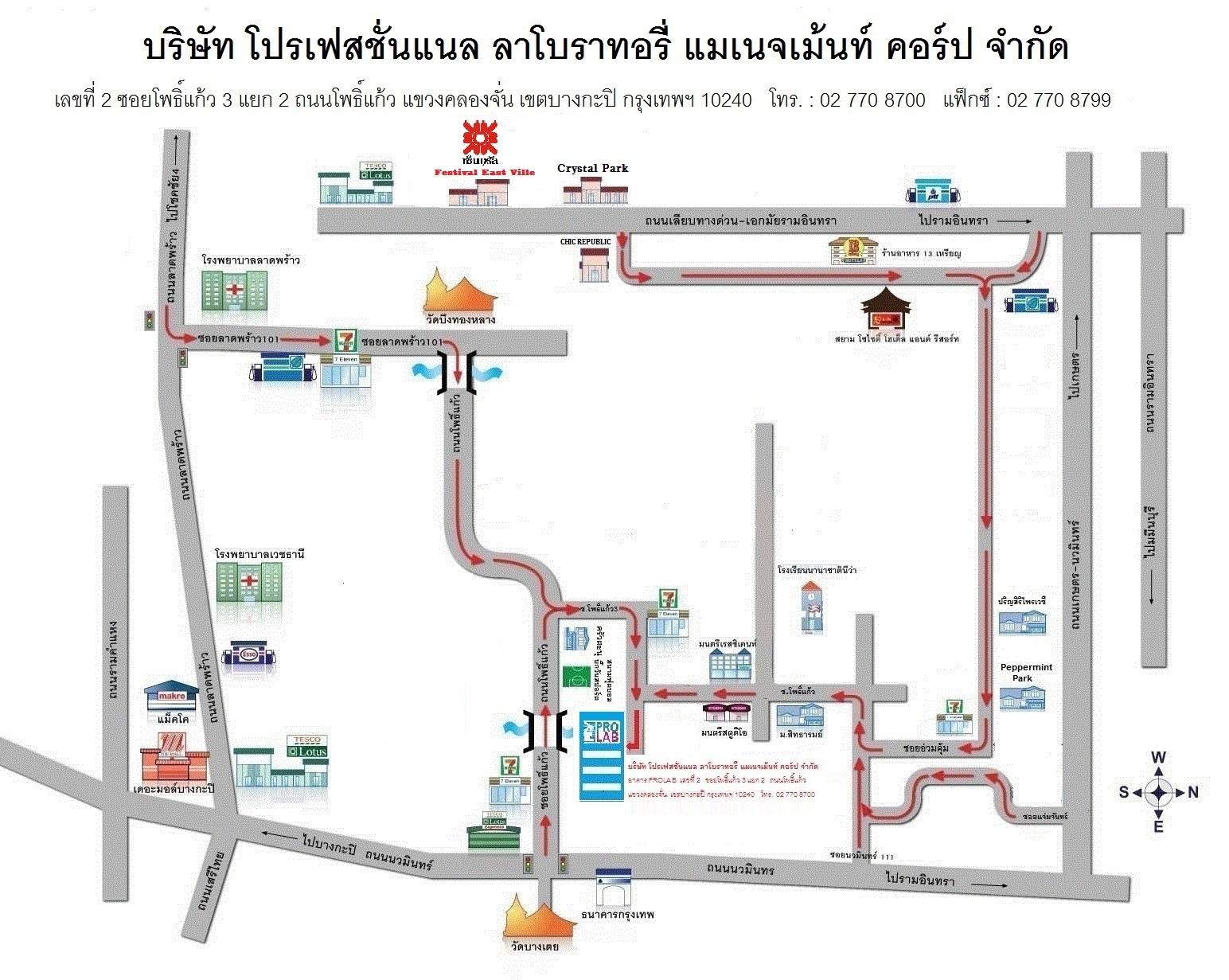 MAP PROLAB3